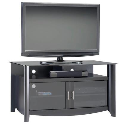 "Bush Furniture MY16X4803 Aero TV Stand, fits up to 50"" TV"
