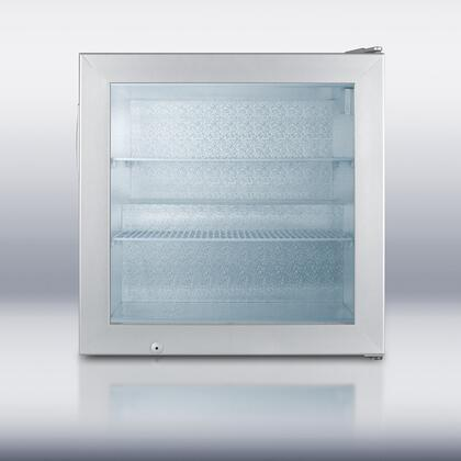 "Summit SCFU386 24"" Freestanding Freezer"