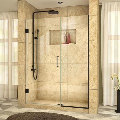 DreamLine UnidoorPlus Shower Door 39 30D 22P 09