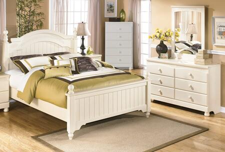 Milo Italia BR303FPSBDM Burton Full Bedroom Sets