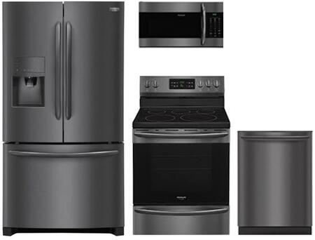 Frigidaire 767667 Gallery Kitchen Appliance Packages