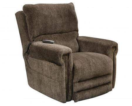 Catnapper 764862172438 Warner Series Chenille Metal Frame  Recliners