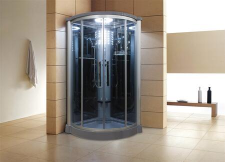 Shower Enclosure Installed