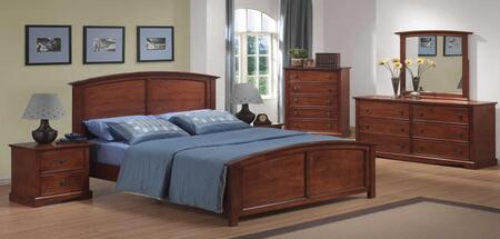 Accent HA872401BED King Beds
