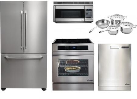 Dacor 716728 Kitchen Appliance Packages