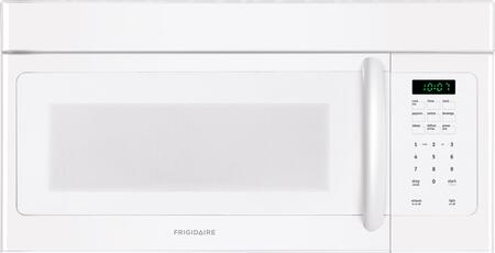 Frigidaire FFMV162LW 1.6 cu. ft. Capacity Over the Range Microwave Oven