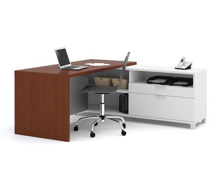 Bestar Furniture 12085117 Pro Linea Series Credenza