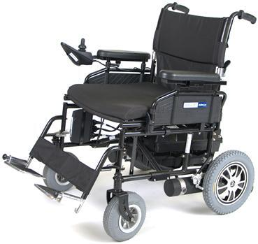 Drive Medical WILDCAT450BK24SS