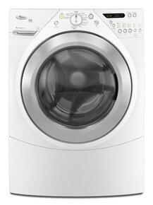 Whirlpool WFW9550WW Duet Steam Series Front Load Washer