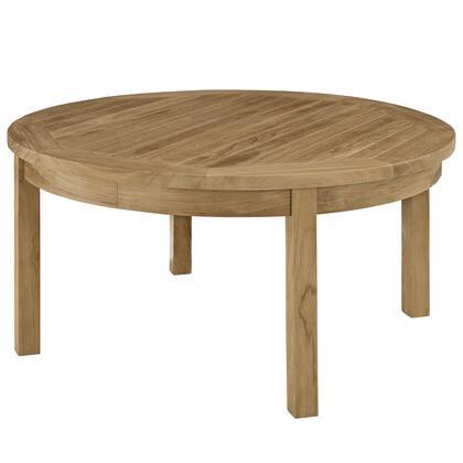 "Modway EEI1153NAT 40"" Modern Coffee Table"