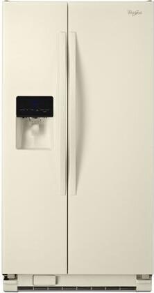 Whirlpool WRS346FIAT Freestanding Side by Side Refrigerator