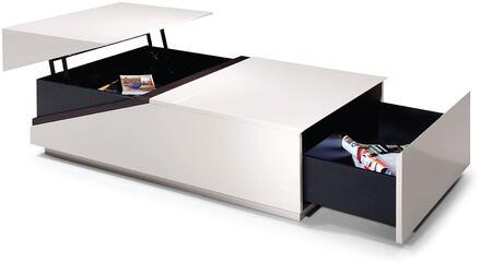VIG Furniture VGWCSE152A Grey Modern Table
