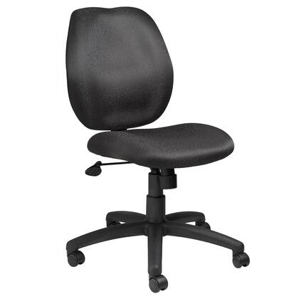 "Boss B1016BK 26"" Adjustable Contemporary Office Chair"