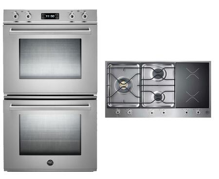Bertazzoni 347073 Professional Kitchen Appliance Packages