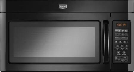 Maytag MMV4206BB 2.0 cu. ft. Capacity Over the Range Microwave Oven