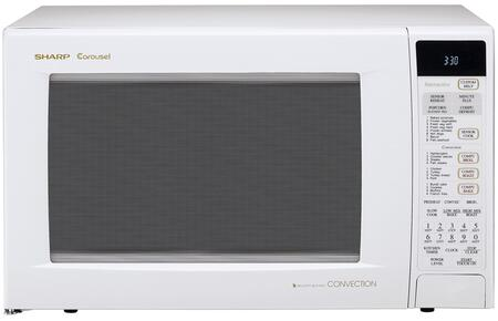 Sharp R930AW Countertop Microwave, in White