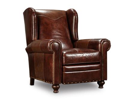 Isadora Vineyard and Isadora Hickory Recliner