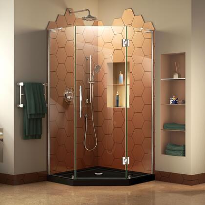 Prism Plus Shower Enclosure RS18 22P 23D 22P 01 88B E