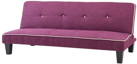 Glory Furniture G126S  Convertible Fabric Sofa