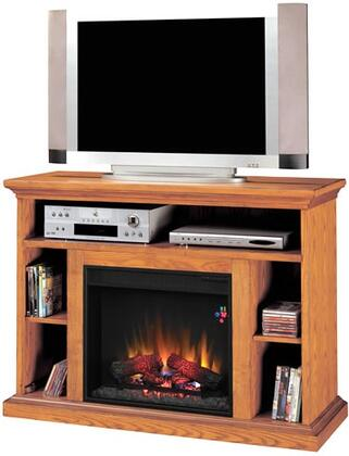 Classic Flame 23MM374O107 Beverly Series  Electric Fireplace in Premium Oak |Appliances Connection
