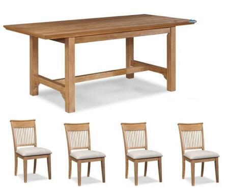 Klaussner 794076SET Bayboro Dining Room Tables