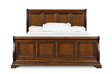 Magnussen B179952 Providence Series  Queen Size Sleigh Bed