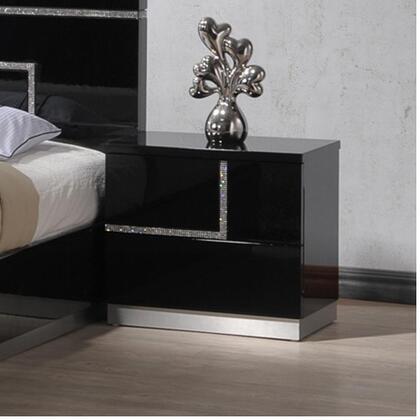 JandM Furniture Lucca Nightstand 17685 NSL