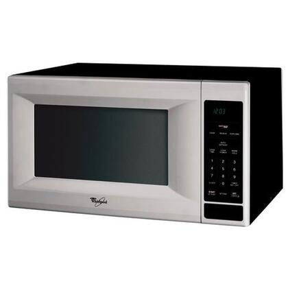 Whirlpool Mt4155spt Countertop Microwave In Bisque Zoom 1 2 3 4 5