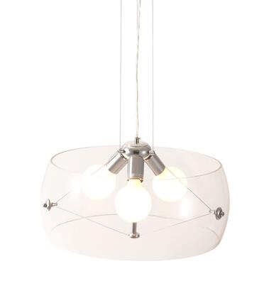 Zuo 5010 Asteroids Accents Ceiling Lamp: