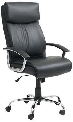 "EdgeMod EM189BLK 26.5"" Modern Office Chair"