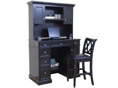 Sunny Designs 2935BD Black Series  Desk