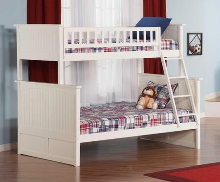 Atlantic Furniture AB59202  Twin Size Bunk Bed