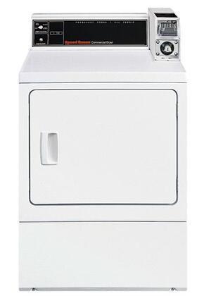 Speed Queen SDG909  Gas Dryer, in White