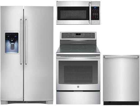 Electrolux 744101 IQ-Touch Kitchen Appliance Packages