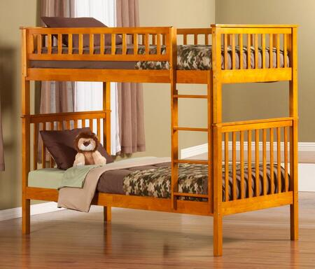 Atlantic Furniture AB56107  Bunk Bed