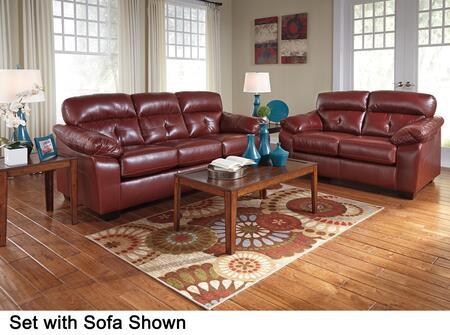 Benchcraft 44602FSSL3TR2LTA Bastrop DuraBlend Living Room Se