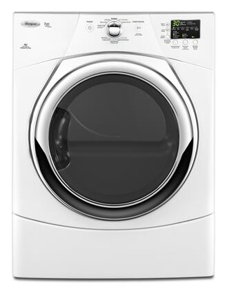 Whirlpool WGD9371YR Duet Series 6.7 cu. ft. Gas Dryer, in Red