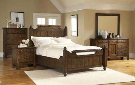 Broyhill 4399CKFB2N4DCDM Attic Heirlooms California King Bed