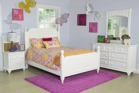 Samuel Lawrence 846663233015SET SummerTime Full Bedroom Sets