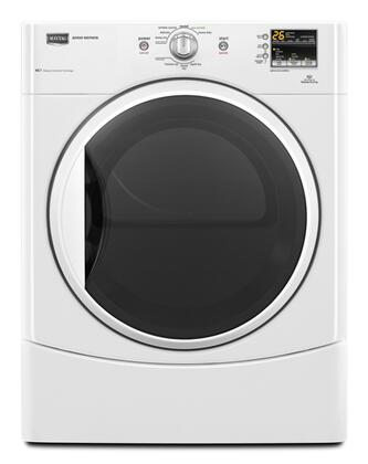 "Maytag MEDE201YW 27"" Electric Performance Series Electric Dryer 