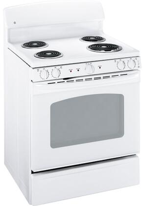 "GE JBP15DMWW 30"" QuickClean Series Electric Freestanding 