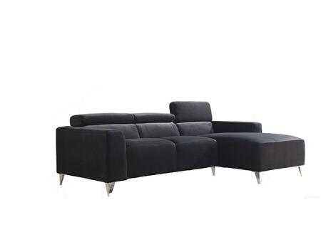 Glory Furniture G193SCH  Stationary Suede Sofa