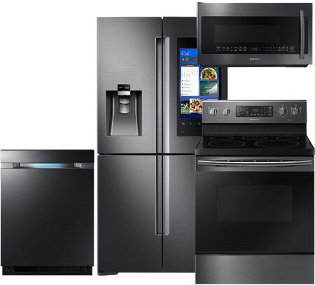 Samsung 754629 Kitchen Appliance Packages