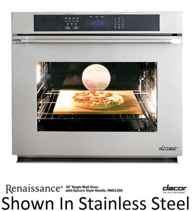 "Dacor RNO130W 30"" Single Wall Oven, in White"