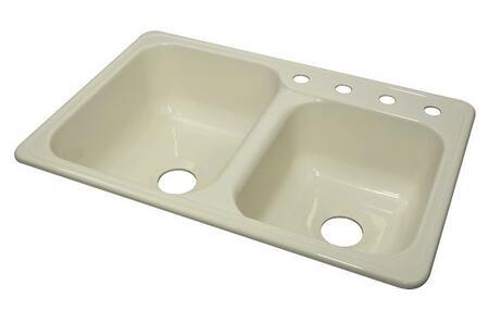 Lyons DKS09GC Kitchen Sink