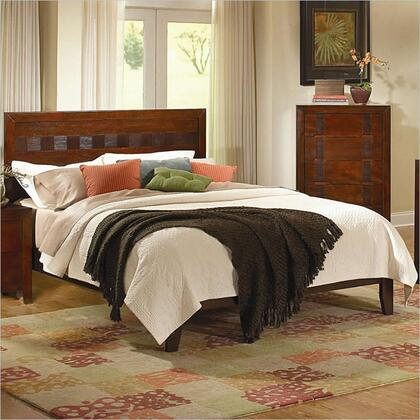 Coaster 200751Q Resin Series  Queen Size Panel Bed