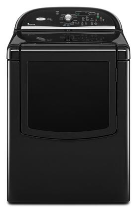Whirlpool WED7800XB Cabrio Series Electric Dryer, in Black