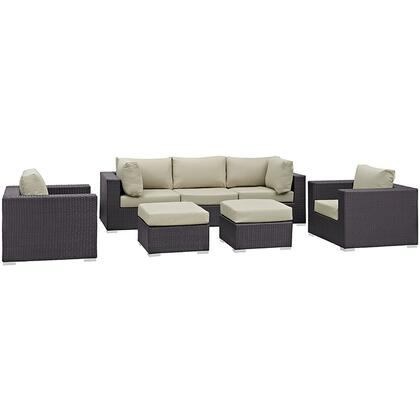 Modway EEI1808EXPBEISET  Patio Sets