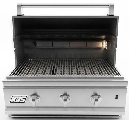 RCS RON27ANG Built In Natural Gas Grill