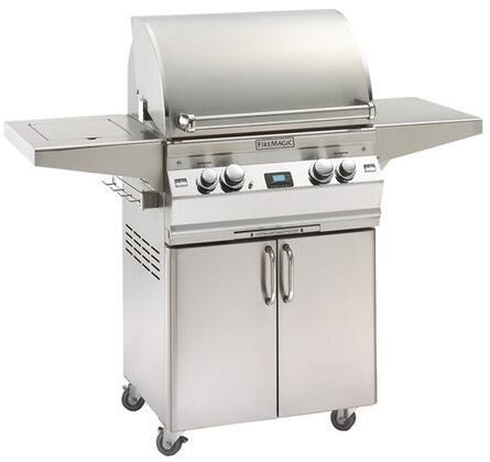 FireMagic A430S2A1N61  Freestanding Grill, in Stainless Steel